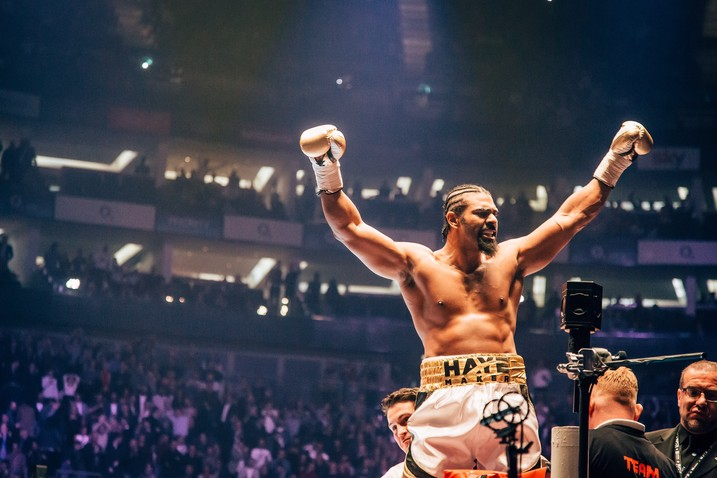 THE HAYEMAKER BREAKS RECORDS AND NEW GROUND ON COMEBACK