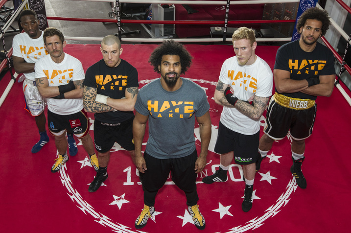 BRITISH PROSPECTS ADDED TO HAYE DAY BILL