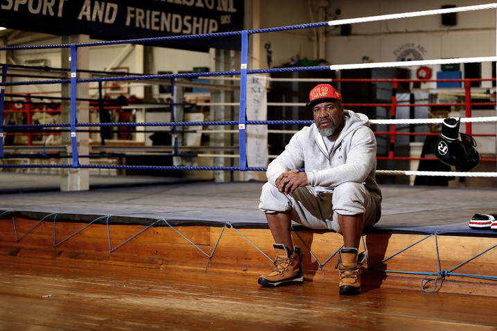 FORMER WORLD HEAVYWEIGHT CHAMPION SHANNON 'THE CANNON' BRIGGS HAYE DAY OPPONENT ANNOUNCED