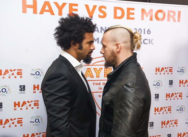 HAYEMAKER RESPONDS TO MARK DE MORI KNOCKOUT CLAIMS